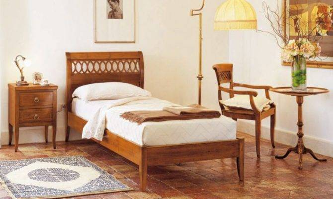 Traditional Single Bed Designs Home Design Ideas