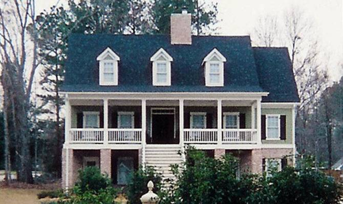Traditional Southern Home Plans