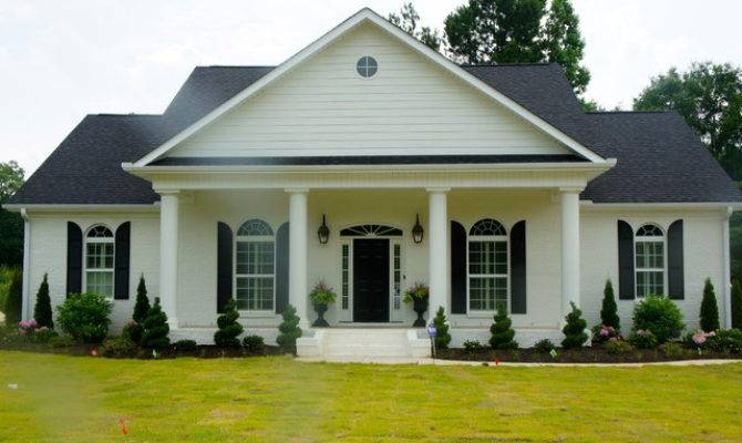 Traditional Southern Home