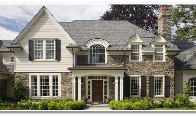 Traditional Stone Colonial Raised Panel Shutters Classic Main
