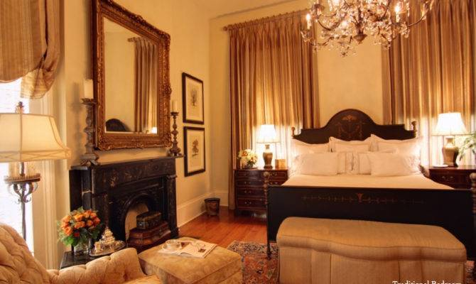 Traditional Style Bedrooms Contemporary