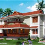 Traditional Style Home Design Feet Kerala