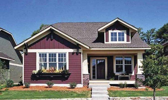 Traditional Style Small Bungalow House Plans Home Decoration