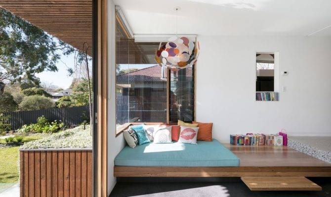 Trail House Multi Level Green Home Melbourne Suburb