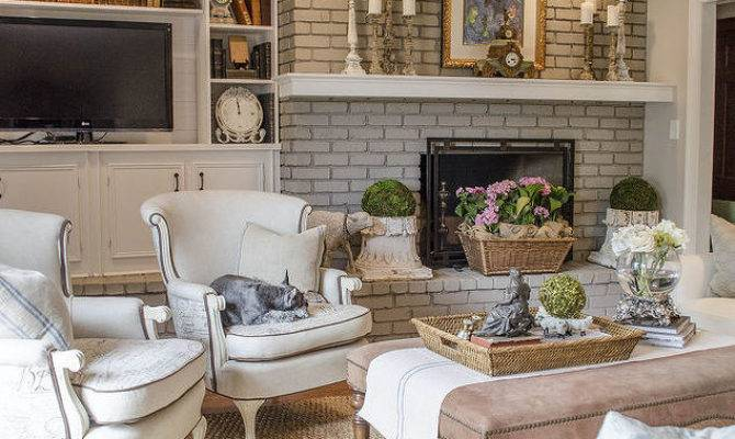 Transforming Room Vintage French Country