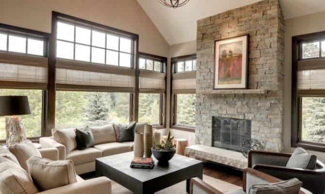 Transitional Living Room Design Ideas Decoration Love