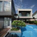 Travertine Dream House Features Luxury Design