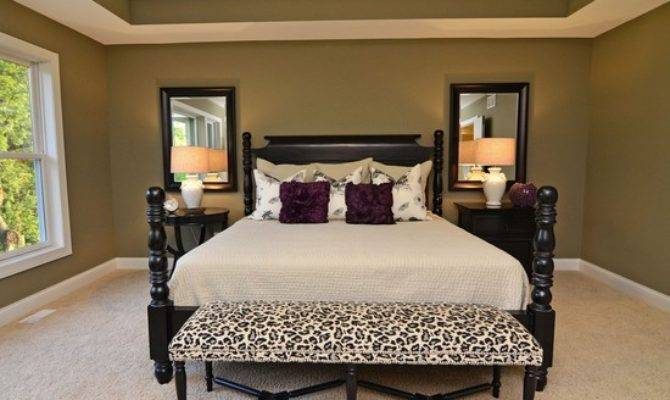 Tray Ceiling Bedroom Design Ideas Remodel Decor