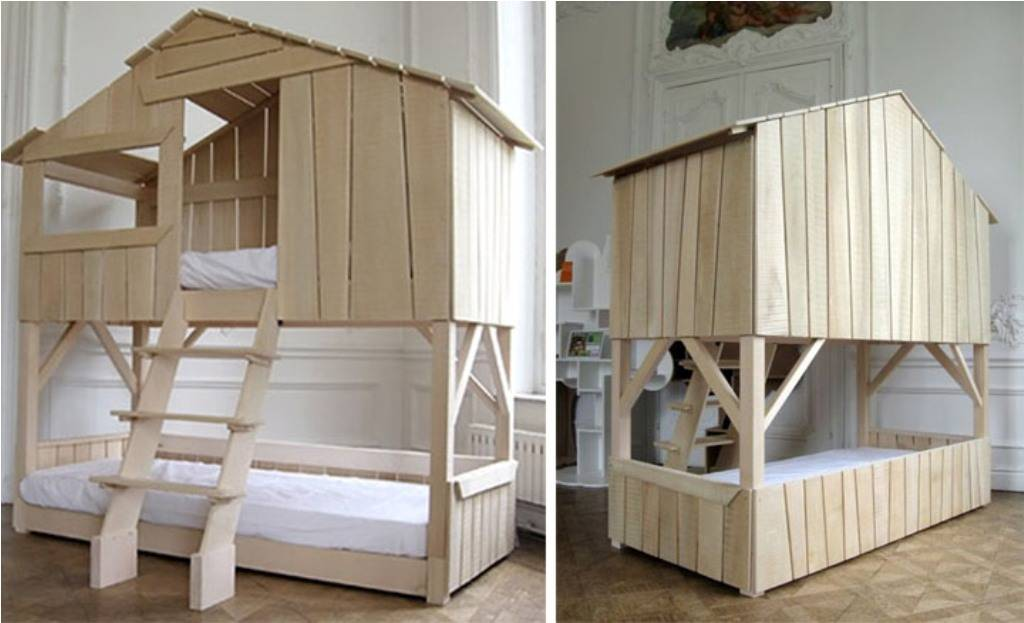 Tree House Loft Bed Accessories Best Design House Plans 97238