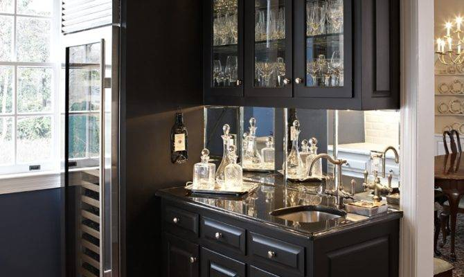 Trend Modern Wet Bar Coast Design
