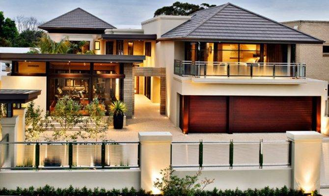 Trend Roof Design Modern House Home Decor