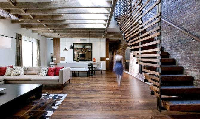 Tribeca Loft Residence Design Corp Karmatrendz