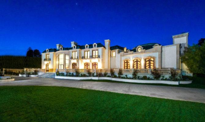 Tricked Out Mansions Showcasing Luxury Houses Top Million Dollar House Plans 7527