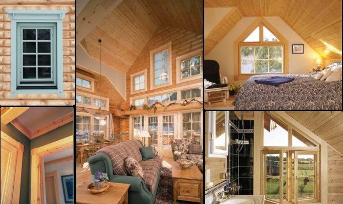 Trims Paneling Honka Log Homes Usa
