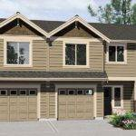 Triplex House Plans Plex Quadplex