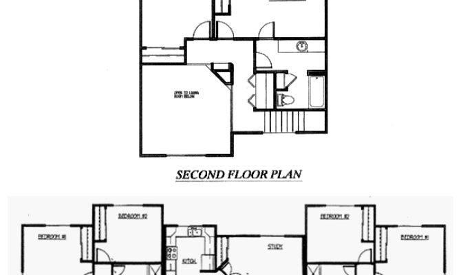 Triplex House Plans Smalltowndjs