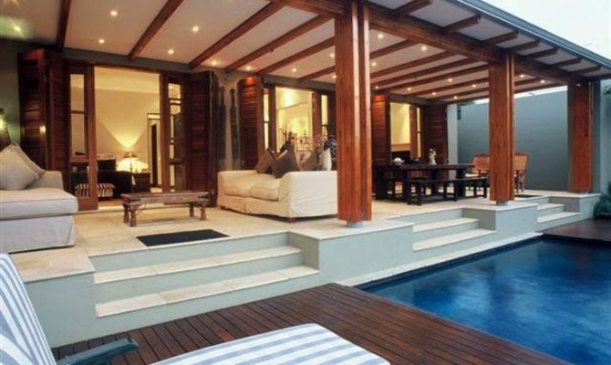 Tropical House Designs Ideas Open Plan More Design