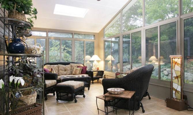 Tropical Sunroom Clinton Twp Wicker Furniture