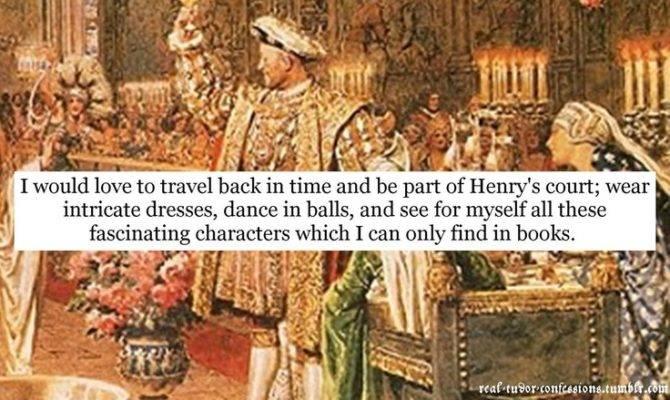 True Story Tudor Dysfunction Pinterest