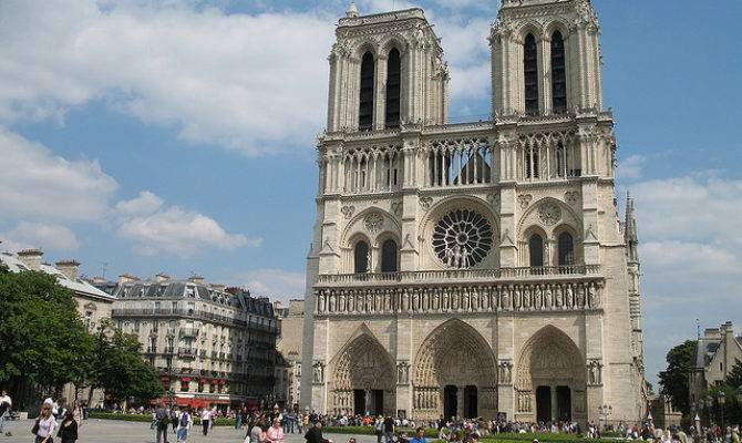 Ttl Blogs Top Gothic Cathedrals Medieval Europe
