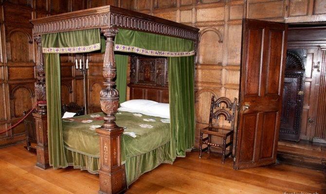 Tudor Bedroom Funkybunch Redbubble