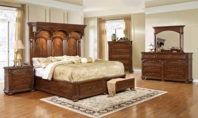 Tudor Bedroom Set United Furniture