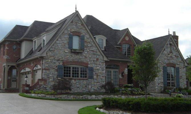 Tudor French Country Southern Style Homes Luxhomes