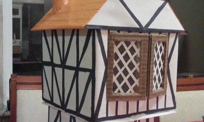 Tudor House Jetty Style Model Houses Pinterest
