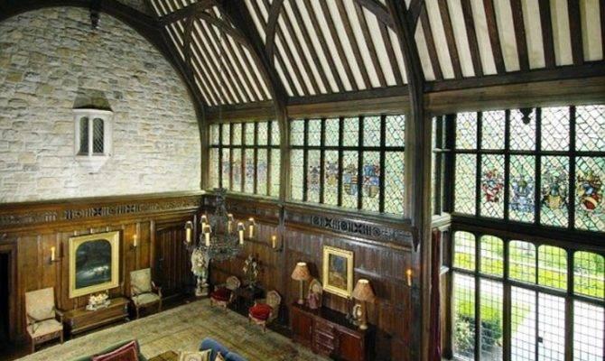 Tudor Living Room Manifest Homen Pinterest