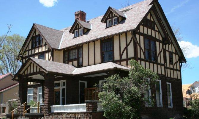 Tudor Revival Architectural Styles America Europe