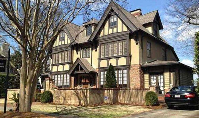 Tudor Revival Historic Home Circa Old Houses