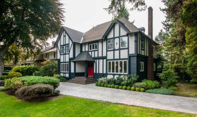 Tudor Rules Paint Your Revival Home