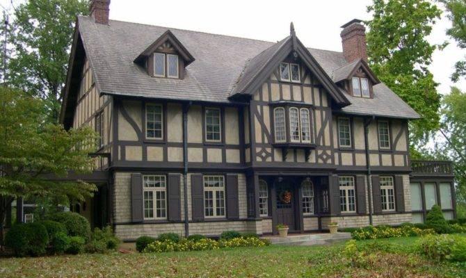 Tudor Style Homes Ideas