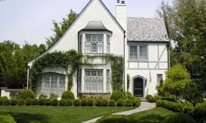 Tudor Style House Architecture
