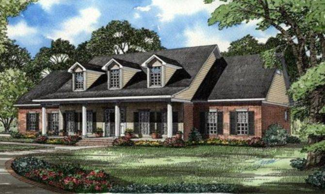 Tudor Style House Cape Cod Plans