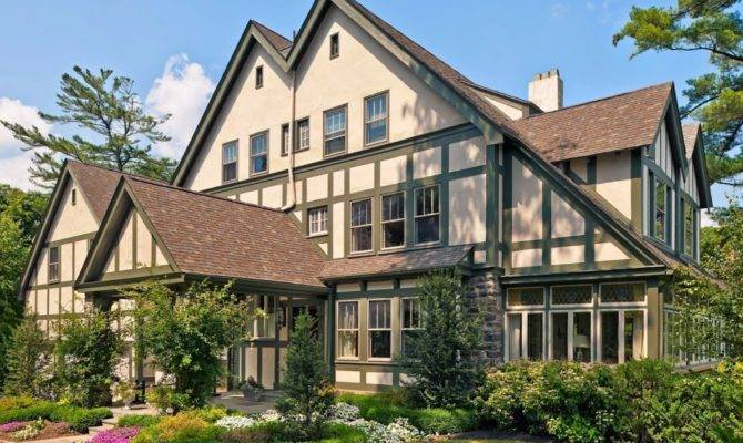 Tudor Style House Home Design Inside
