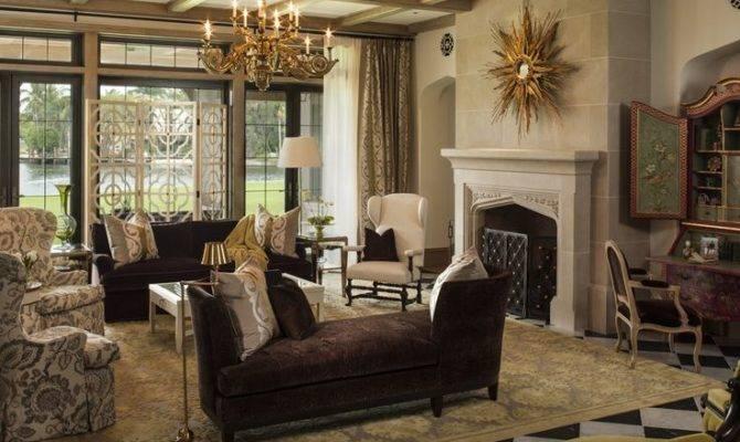 Tudor Style Living Room Designsense Home Decor Pinterest