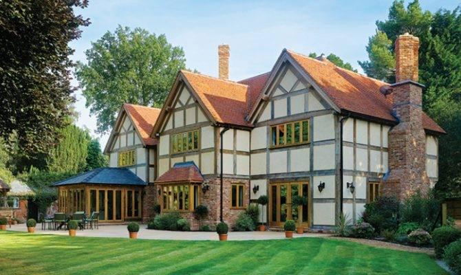 Tudor Style Self Build House Plans