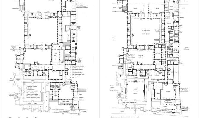 Tudor Times Floor Plans