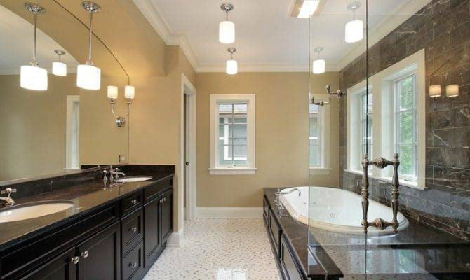 Turn Your Bathroom Into Luxury Spa Richwoods New Homes