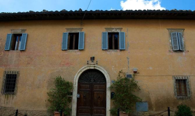Tuscan House Mathiasberenger