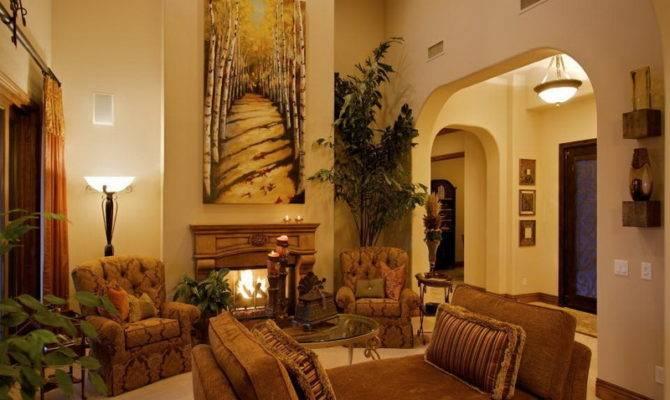 Tuscan Small Decorating Ideas Home Interior Design