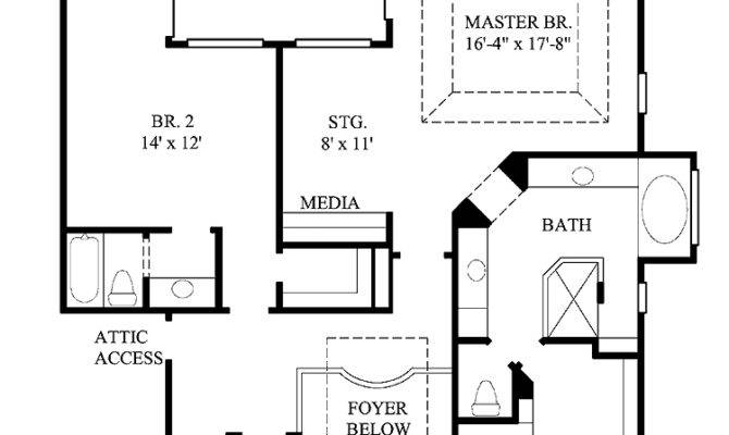 Two Bedroom Bungalow Floor Plans Homedesignview