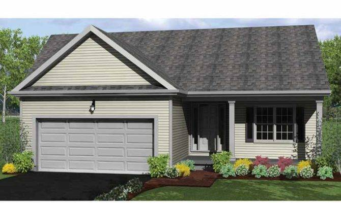 Two Bedroom Bungalow House Plans