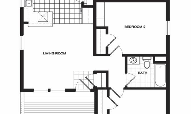 Two Bedroom Duplex House Plans Joy Studio Design