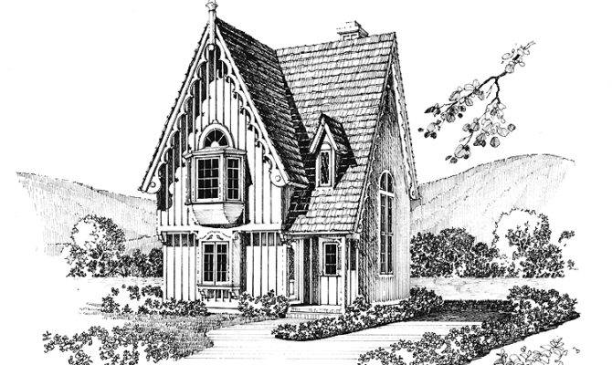 Two Bedroom Gothic Revival