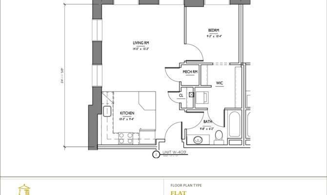 Two Bedroom Our Open Floor Plans Feature Bathrooms