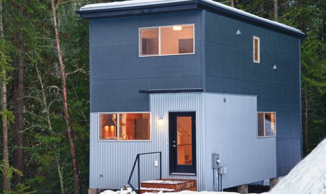Two Bedroom Prefab Home Modern Modular Homes Prefabium