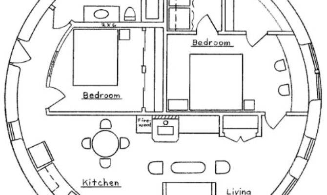 Two Bedroom Roundhouse