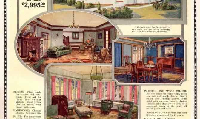 Two Sears Alhambras Tulsa Oklahoma Houses